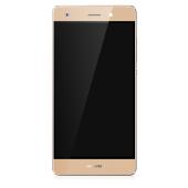 Display cu touchscreen si rama Huawei P8lite (2015) ALE-L21, Auriu