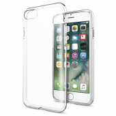 Husa silicon TPU Apple iPhone 7 Slim transparenta
