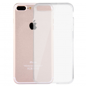 Husa silicon TPU Apple iPhone 7 Plus Ultra Slim Transparenta