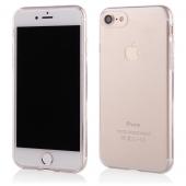 Husa silicon TPU Apple iPhone 7 Ultra Slim Transparenta