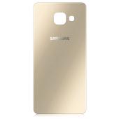 Capac baterie Samsung Galaxy A5 (2016) A510 auriu
