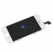 Display cu touchscreen si rama Apple iPhone SE alb