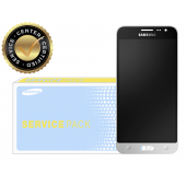 Display cu touchscreen Samsung Galaxy J3 (2016) J320 alb GH97-18414A
