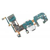 Banda cu conector incarcare / date si microfon Samsung Galaxy S8+ G955