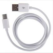Cablu de date USB - USB Type-C Samsung EP-DW700CWE 1.5m Alb Original