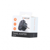 Adaptor priza EU-UK Forever Blister