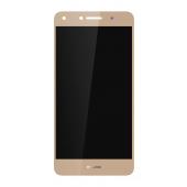 Display cu touchscreen Huawei Y5II CUN L21, Auriu