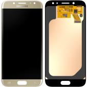 Display - Touchscreen Samsung Galaxy J5 (2017) J530, Auriu GH97-20738C