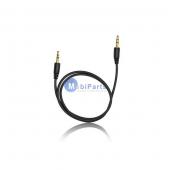 Cablu audio Jack 3.5 mm Tata - Tata 1m