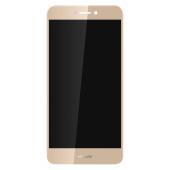 Display cu touchscreen Huawei P8 Lite (2017) auriu