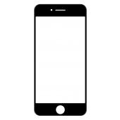 Geam cu rama si adeziv OCA Apple iPhone 7 Plus
