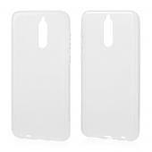Husa silicon TPU Huawei Mate 10 Lite transparenta