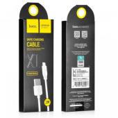 Cablu date Lightning HOCO Rapid X1 2m Alb