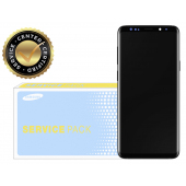 Display cu touchscreen si rama Samsung Galaxy S9 G960 GH97-21696A