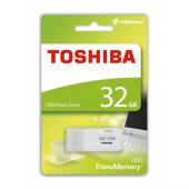 Memorie Externa Toshiba U202, 32Gb, USB 2.0, Alba, Blister