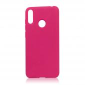 Husa TPU OEM Pure Silicone pentru Apple iPhone 7 / Apple iPhone 8 / Apple iPhone SE (2020), Roz, Blister