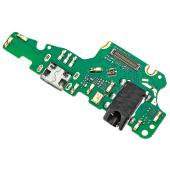 Placa Cu Conector Audio - Conector Incarcare / Date - Microfon Huawei Mate 10 Lite