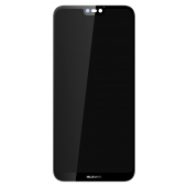 Display - Touchscreen Negru Huawei P20 Lite