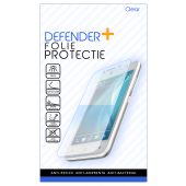 Folie Protectie Ecran Defender+ pentru Huawei P10 Lite, Plastic, Full Face, Blister