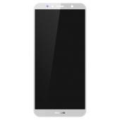 Display - Touchscreen Alb Huawei Y6 (2018)