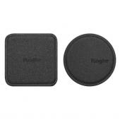 Set sticker magnetic telefon pentru Suport Auto Ringke Negru Blister