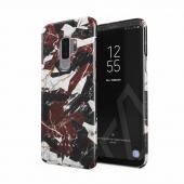 Husa Plastic Burga Gold Marble Camo Samsung Galaxy S9+ G965, Blister S9+_SP_ML_14