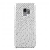 Husa Plastic Burga Glacial White Samsung Galaxy S9 G960, Blister S9_SP_SV_36