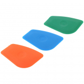 Clips plastic universal pentru desfacut carcase set 3 Buc.