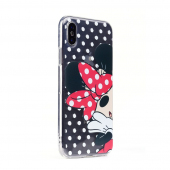 Husa TPU Disney Minnie Mouse 003 Pentru Samsung Galaxy J3 (2017) J330, Multicolor, Blister
