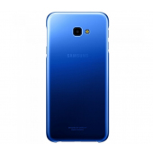 Husa Plastic Samsung J4 Plus (2018) J415, Gradation Cover, Albastra EF-AJ415CLEGWW