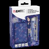 Kit curatare ecran Emtec Fashion Prints Blister