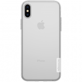 Husa TPU Nillkin Nature pentru Apple iPhone XS Max, Transparenta, Blister