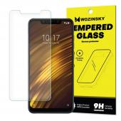 Folie Protectie Ecran WZK pentru Xiaomi Pocophone F1, Sticla securizata, Blister
