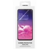 Folie Protectie Ecran Samsung Galaxy S10e G970, Plastic, Full Face, Blister ET-FG970CTEGWW