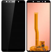 Display - Touchscreen Samsung Galaxy A7 (2018) A750 GH96-12078A, Negru