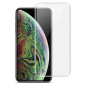 Folie Protectie Ecran Imak pentru Apple iPhone X / Apple iPhone XS, Plastic, Full Face, Set 2 Bucati