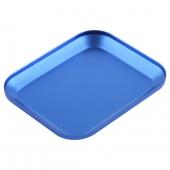 Tavita service cu tabla magnetica OEM, Albastra, Bulk