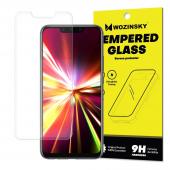 Folie Protectie Ecran WZK pentru Huawei Mate 20 Lite, Sticla securizata, Blister