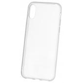 Husa TPU OEM Frosted Frame pentru Samsung J4 Plus (2018) J415, Transparenta