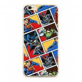 Husa TPU DC Comics Liga 001 pentru Huawei P20 Lite, Multicolor, Blister WPCHEROS011