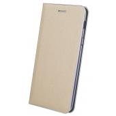 Husa Piele OEM Smart Venus pentru Samsung Galaxy S10e G970, Aurie