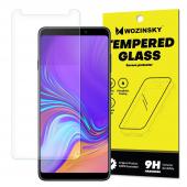 Folie Protectie Ecran WZK pentru Samsung Galaxy A9 (2018), Sticla securizata