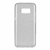 Husa TPU OEM Shining pentru Nokia 5.1, Argintie, Bulk