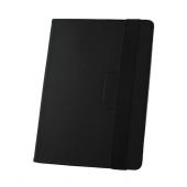 Husa Piele GreenGo Orbi pentru Tableta 10 inci, Dimensiuni interioare 265 x 195 mm, Neagra, Bulk