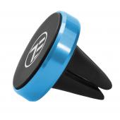 Suport Auto Universal Tellur MCM4 pentru telefon, Magnetic Air Vent, Albastru, Blister TLL171032