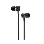 Handsfree Casti In-Ear HOCO Pleasant M37, Cu microfon, 3.5 mm, Negru