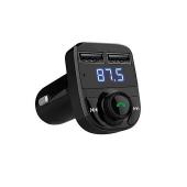 Emitator FM Bluetooth si MP3 Player AUTO X8 si 2 x USB