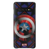 Husa Plastic Samsung Galaxy S10 G973, Marvel Captain America, Mov GP-G973HIFGKWC