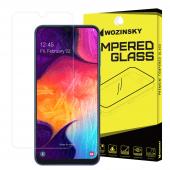 Folie Protectie Ecran WZK pentru Samsung Galaxy A30 A305 / Samsung Galaxy A30s A307 / Samsung Galaxy A50 A505 / Samsung Galaxy A50s A507, Sticla securizata, Blister