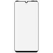 Folie Protectie Ecran Forever pentru Huawei P30 Pro, Sticla securizata, Full Face, 5D, Neagra, Blister